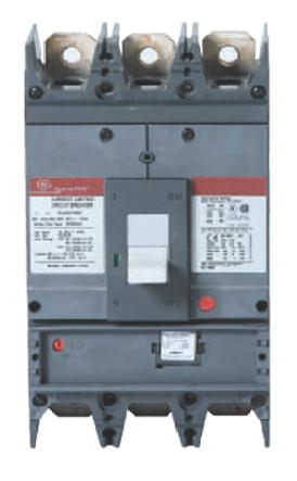 GE Industrial Solutions SGHA36AT0600 3-Pole 600 Amp 600 VAC 35 Kaic Molded Case Circuit Breaker