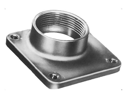 GE Industrial Solutions TC125 1-1/4 Inch Aluminum General Duty Universal Raintight Circuit Breaker Enclosure Hub