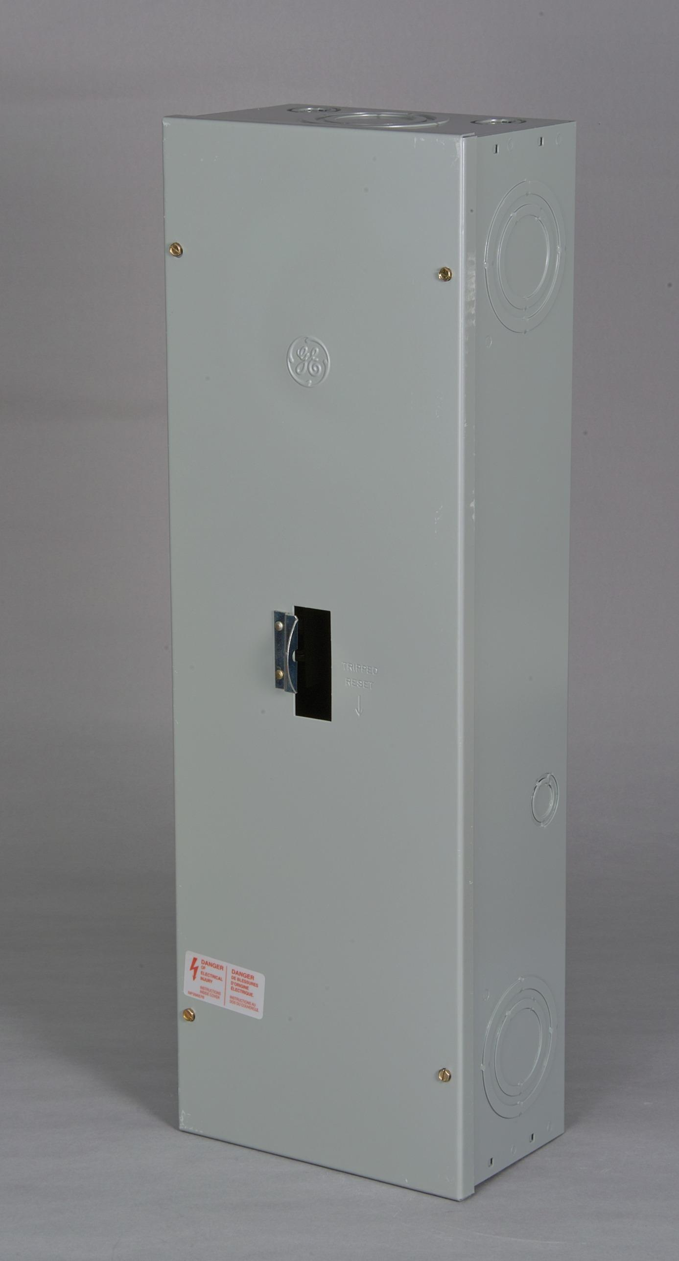 GE Industrial Solutions TE150S Type 1 150 Amp Surface Enclosure
