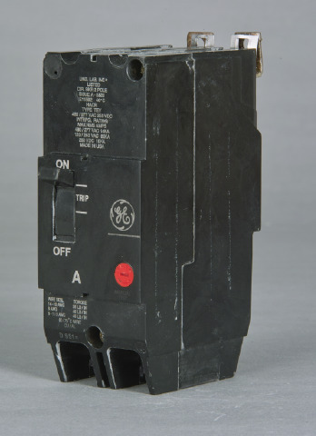 GE Industrial Solutions TEY290 2-Pole 90 Amp Circuit Breaker
