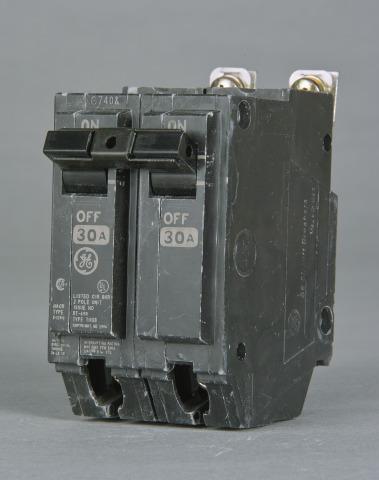 GEC THQB2120 THQB 2 POLE 120/240V 10K IC 20AMP