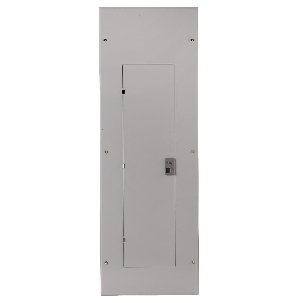 GE Industrial Solutions TM42415C 208 Star/120 VAC 150 Amp 3-Phase 4-Wire 42-Circuit NEMA 1 Main Breaker Load Center