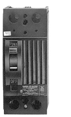 GE Industrial Solutions TQD22200 2-Pole 240 VAC 200 Amp 10 Kaic Thermal-Magnetic Molded Case Circuit Breaker with Lug