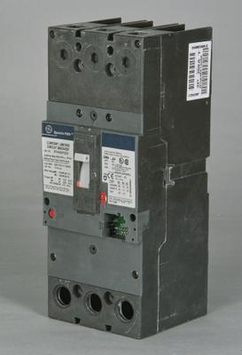 GE,SFHA36AT0250,General Electric SFHA36AT0250 Circuit Breaker, Molded Case, 120 VAC, 120/240 VAC, 240 VAC, 277 VAC, 480 VAC, 600 VAC, 3 Phase, Frame Size: SF250, Trip Type: Electronic, Interchangeable, 3 Pole