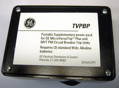 GE,TVPBP,MVT PORTABLE BATTERY PACK