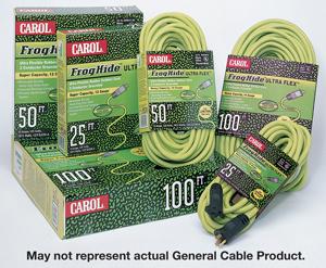 Carol 06450-63-06 14/3 50' EXT CRD