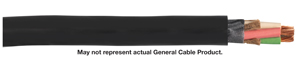 Carol 81384.99.01 1/0-4 Type W 600 Volt Cable