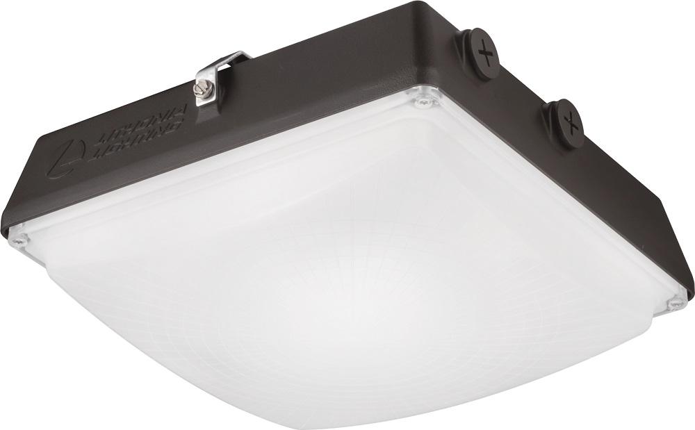 Lithonia Lighting CNY LED P1 50K MVOLT DDB M4 OMF Canopy