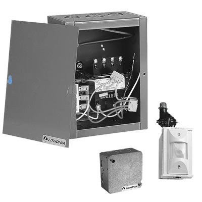 Lithonia Lighting,TH-400S-TB-HSG,Lithonia Lighting® TH 400S TB HSG Industrial High Bay Light, HID Lamp, 120/208/240/277 VAC, Gloss Housing