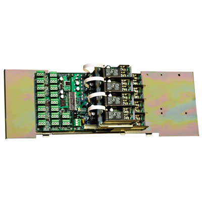 Synergy,SYPM 8L,Lithonia Lighting® Synergy SYPM Relay Power Module, 120/230/277/347 VAC, 20/30 A, 1 Poles