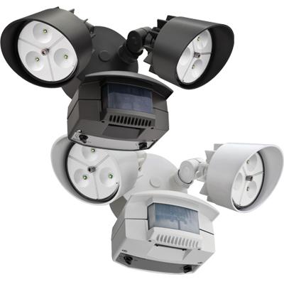 Lithonia Lighting,OFLR-6LC-120-MO-BZ-M2,Lithonia Lighting® OFLR Flood Light Fixture With Motion Sensor, LED Lamp, 120 VAC, Bronze Housing