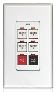 Lighting Controls & Design,CH2 BWH PWH,Wallstation