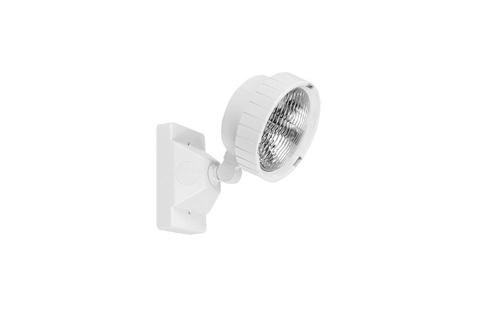 Lithonia Lighting,ELANXH1212,Lithonia Lighting® ELA Remote Lamp Head, 12 W Halogen Lamp, 12 VAC, Single Heads