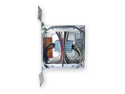 Lighting Controls & Design,GR2001 EMSHUNT 277 DUAL NE1,Lithonia Lighting® LC&D™ GR2001 Emergency Shunt Relay, 277 VAC
