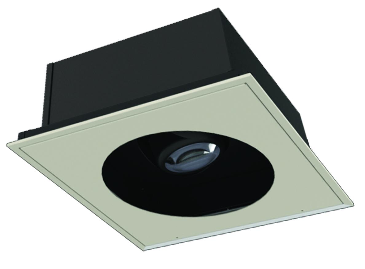 Lithonia Lighting GR1408-LT-ENC-SM-NE1 LT Blue Box Lighting Control and Design Control Panel with Relay Panel