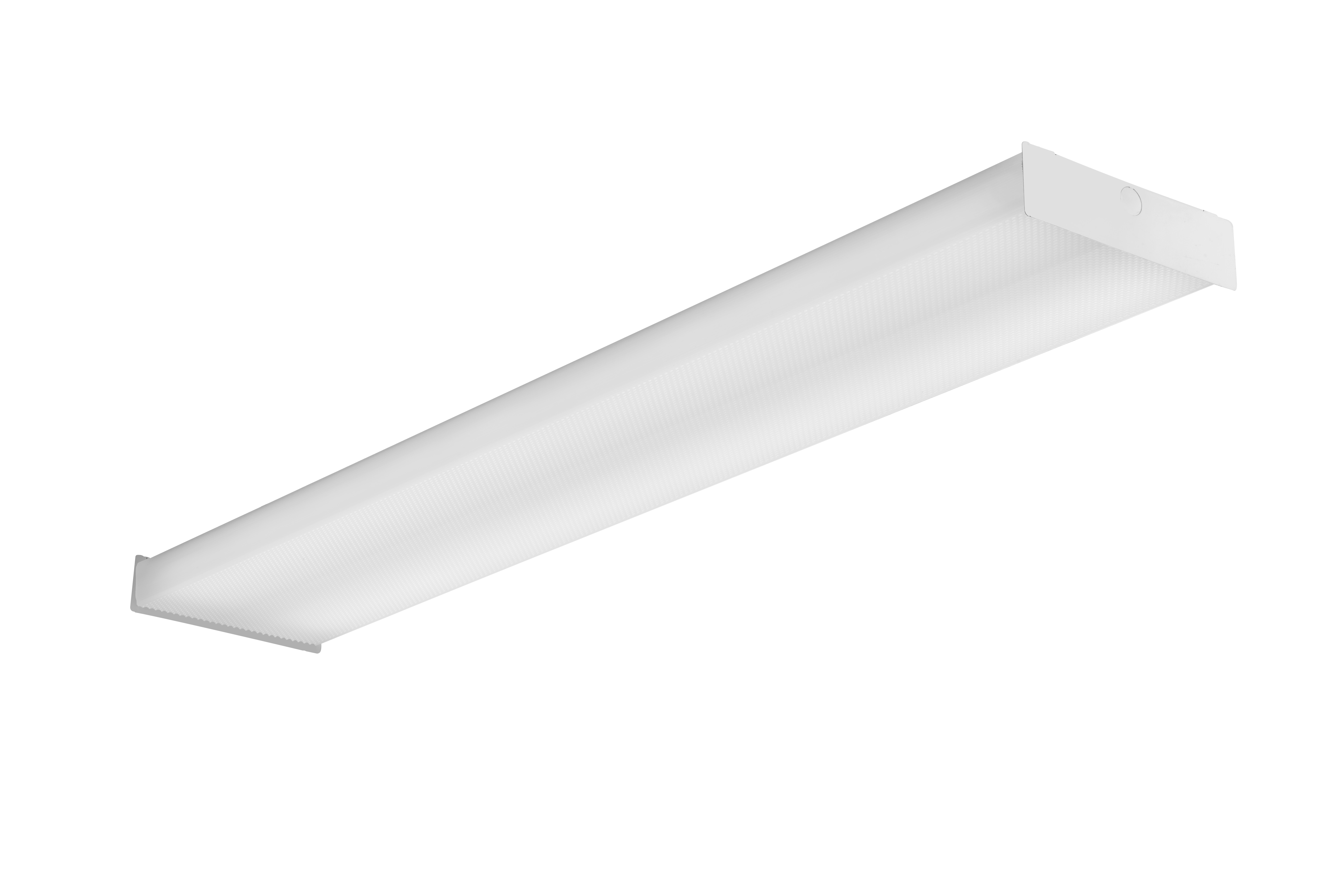 LIT SBL4-LP840 4FT LED WRAP SQUARE BASKET FIXTURE - 27W -3000LUMENS - 4000K PALLET=56