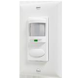 Sensor Switch SSD 120 WH 1.68 x 1.63 x 2.74 Inch 120 VAC White Wall Switch Sensor
