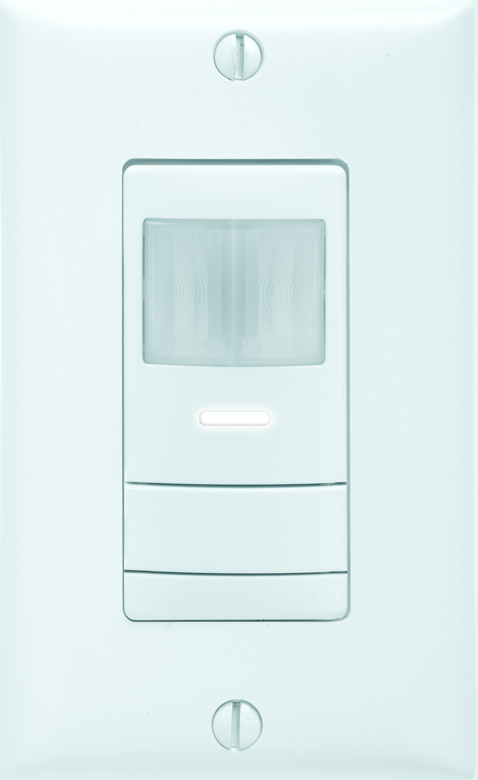 LITH WSXPDT2PWH OCCUPANCY SENSOR Wall Switch Sensor - Dual Technology (PDT), 2-Pole: w/ Universal Neutral/Ground Wiring, White