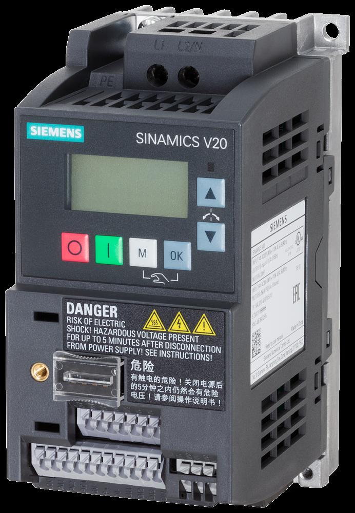 Siemens 6SL32105BB112BV1