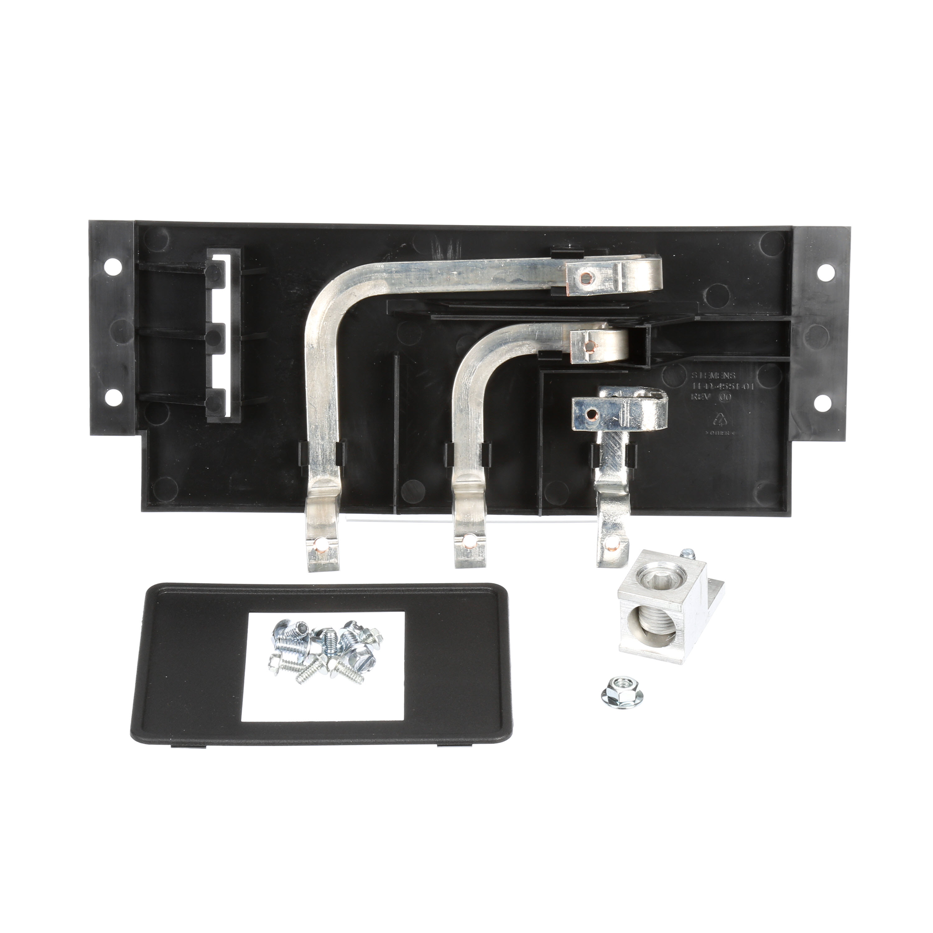 Siemens,MBKED3A,Breaker Mounting Kit, 3-Phase, 125A