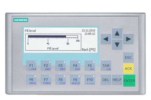 "SIEM-6AG16470AH112AX0 (N) SIPLUS HMI KP300 BASIC MONO PN 3,6"""" NON-CANCELABLE, NON-RETURNABLE"