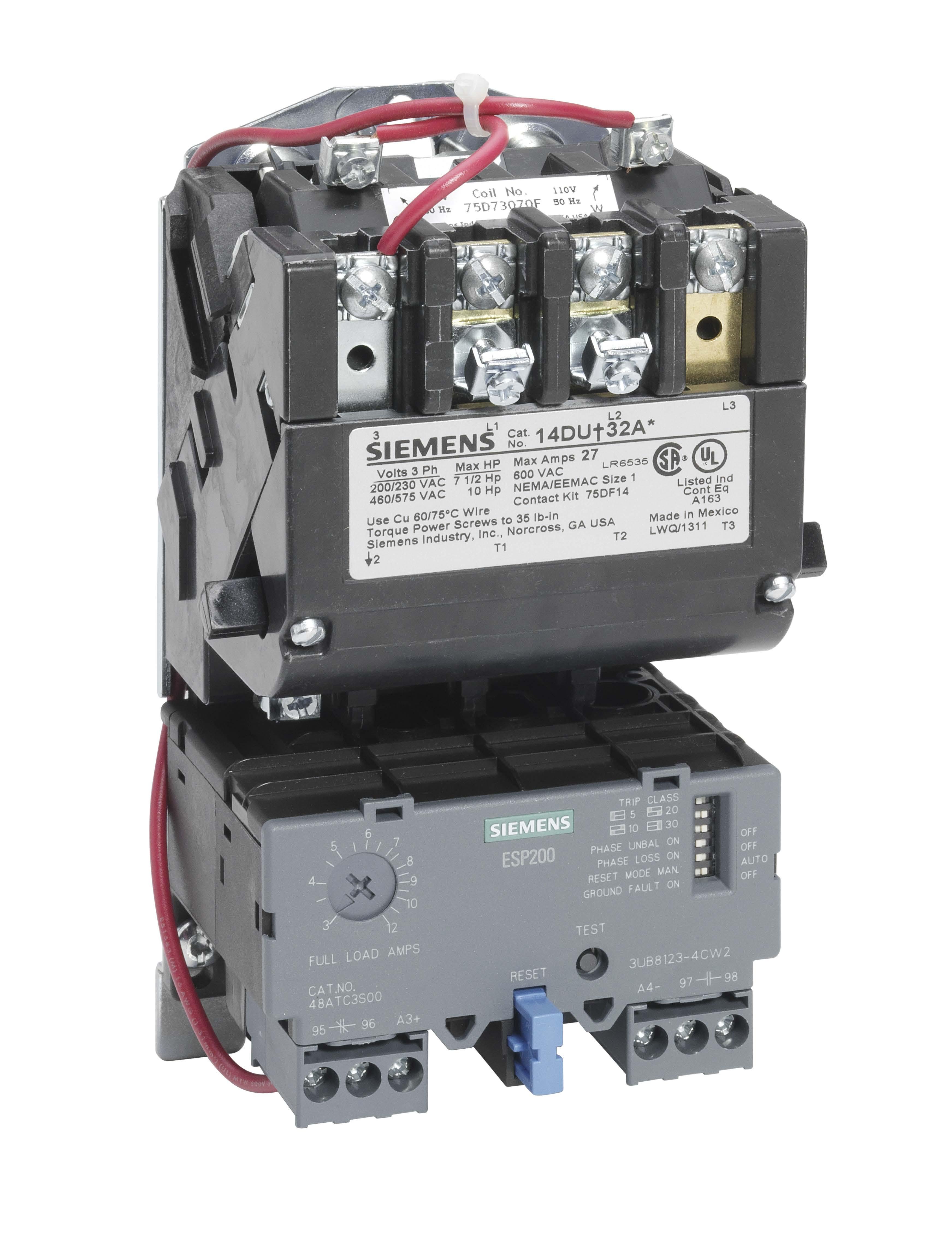 Siemens Controls 14DUD32AA   North Coast Electric