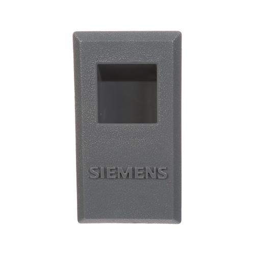ITE ECSIELATCH SIEMENS LOADCENTER DOOR LATCH. 25/PACK SOLD ONLY IN FULL PACKS 25=25;Siemens ECSIELATCH Non-Locking Load Center Cover Latch, 4 in L x 4 in W x 1 in H, Plastic