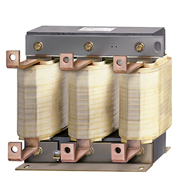SINAMICS LINE FILTER INPUT 3-PH. 660-690 V, 50/60 HZ, 155 A