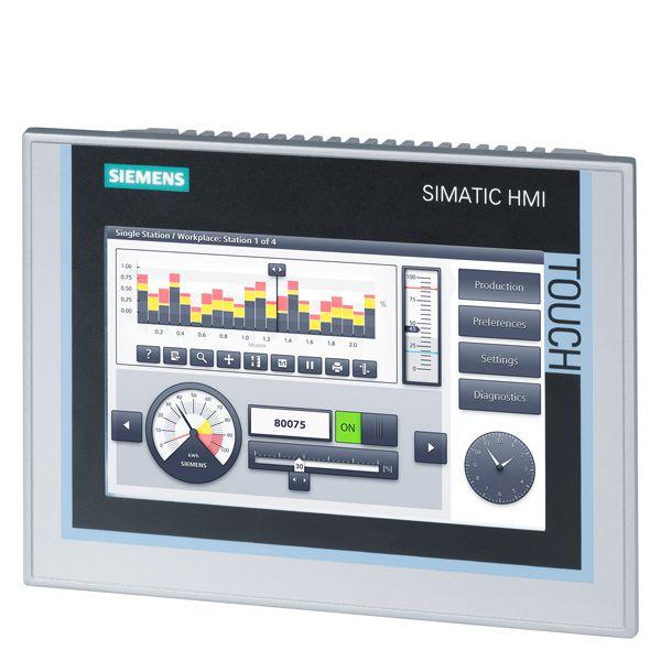SIA 6AV21240GC010AX0 SIMATIC TP700 WINCC CE6.0 7''TFT 12MB