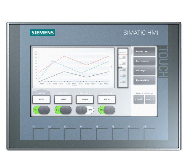 SIEM-6AV21232GA030AX0 SIMATIC HMI KTP700 BASIC WITH PROFIBUS