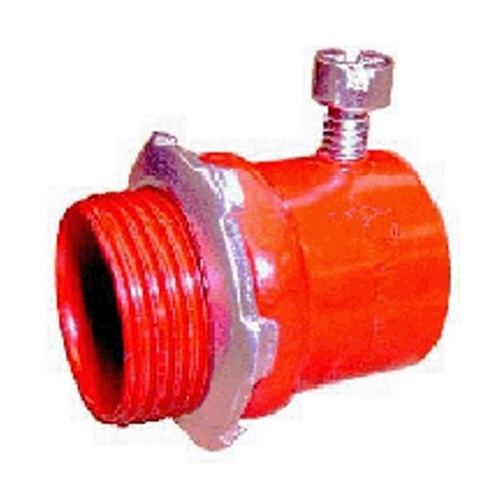 """3"""" RED S.S. EMT CONNECTOR"""