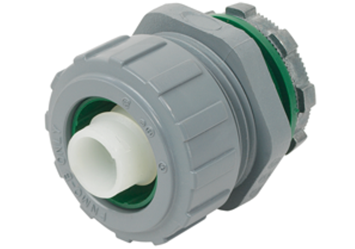 Bridgeport 435-NMLiquidTight 2 Inch Non-Metallic Insulated Connector