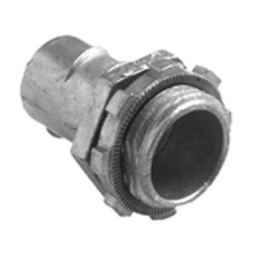 BPT 521-DC2 3/4IN SCREW IN CONNECTOR FLEX FLX CON 34 075 DIE CAST