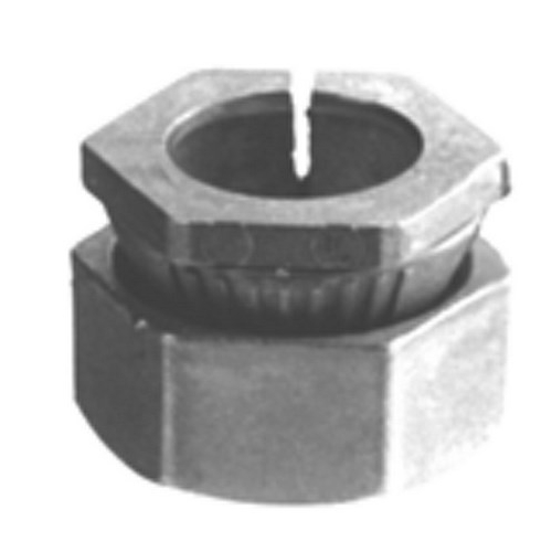 Bridgeport 226-DC Zinc, Diecast, Low Profile, Compression Connector used to join EMT Conduit to Box or Enclosure