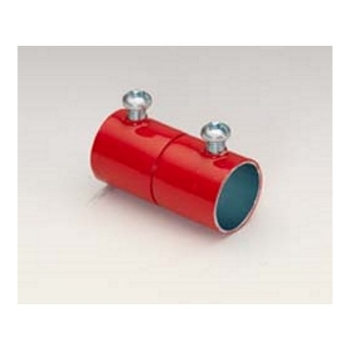 "2-1/2"" RED S.S. EMT COUPLING"
