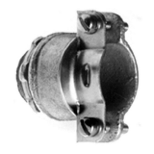 Bridgeport 653-DC2 1/2 in. Two Screw Strap Type Connectors