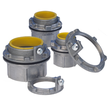 Eaton Crouse-Hinds Series,CHGN2,3/4 COMMERCIAL GROUND NUT