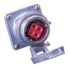 Eaton Crouse-Hinds Series,APJ6485,60A 3W4P ARKTE PLG .50 TO 1.45 1 1/4