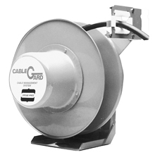 Eaton Crouse-Hinds Series,SDR 50,Crouse-Hinds CABLE REEL® SDR 50 Static Discharge Extension Cord Reel Accessory, For Use With Fuel Transfer