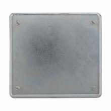 CH S1002 2G SHEET STEEL BLANK COVER