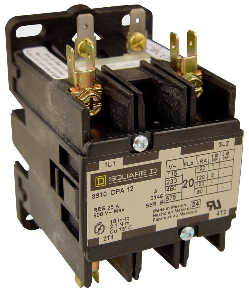 Electricalsuppliescom Product Category 120 Volt Contactor Wiring M8910dpa12v02