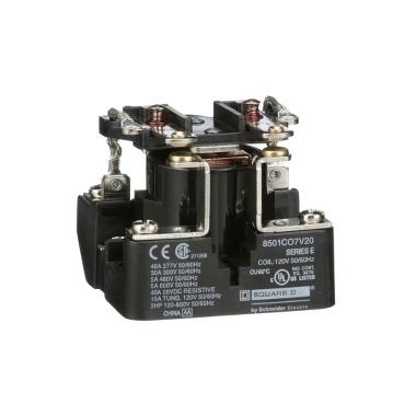 SQD 8501CO7V20 2-NO RELAY OPEN