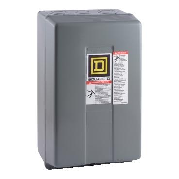 SQD 8903LG40V02 30A 4P 120V Electrically Held Lighting Contactor