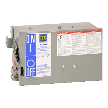 SQDPFA32040G 40AMP 3PHASE 240V I-LINE BUSYWAY PLUGIN CIRCUIT BREAKER;Square D™ I-Line™ II PFA32040G 3-Pole Low Ampere Busway Circuit Breaker Plug-In Unit, 240 VAC, 40 to 100 A, 3+G Wires, FA Frame, NEMA 1 Enclosure