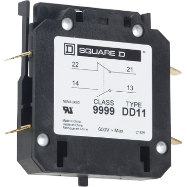 SQD 9999DD11 AUXILIARY CONTACT