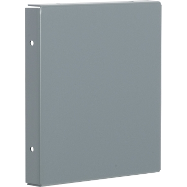 SQUARE D LDB6CP : WIREWAY 6 X 6 - N1 PAINT - CLOSING PLATE