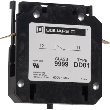 SQD 9999DD01 AUXILIARY CONTACT