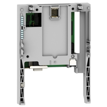 Schneider Electric Altivar® VW3A3316 Communication Card, For Use With Altivar® 61, 71 Variable Speed Drive, Altivar® 61Q and 71Q Water Cooled Drive, (2) RJ45 Connector, 10/100 Mbps Transmission Rate