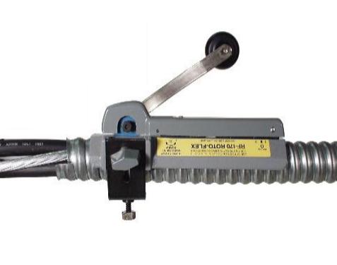 Seatek,RF-170,Seatek® Roto-Flex® RF-170 Giant Armored Cable Stripper, 0.82 - 1.82 in, Shearing 4/2 - 2/4 AWG, 1/2 - 1-1/2 in