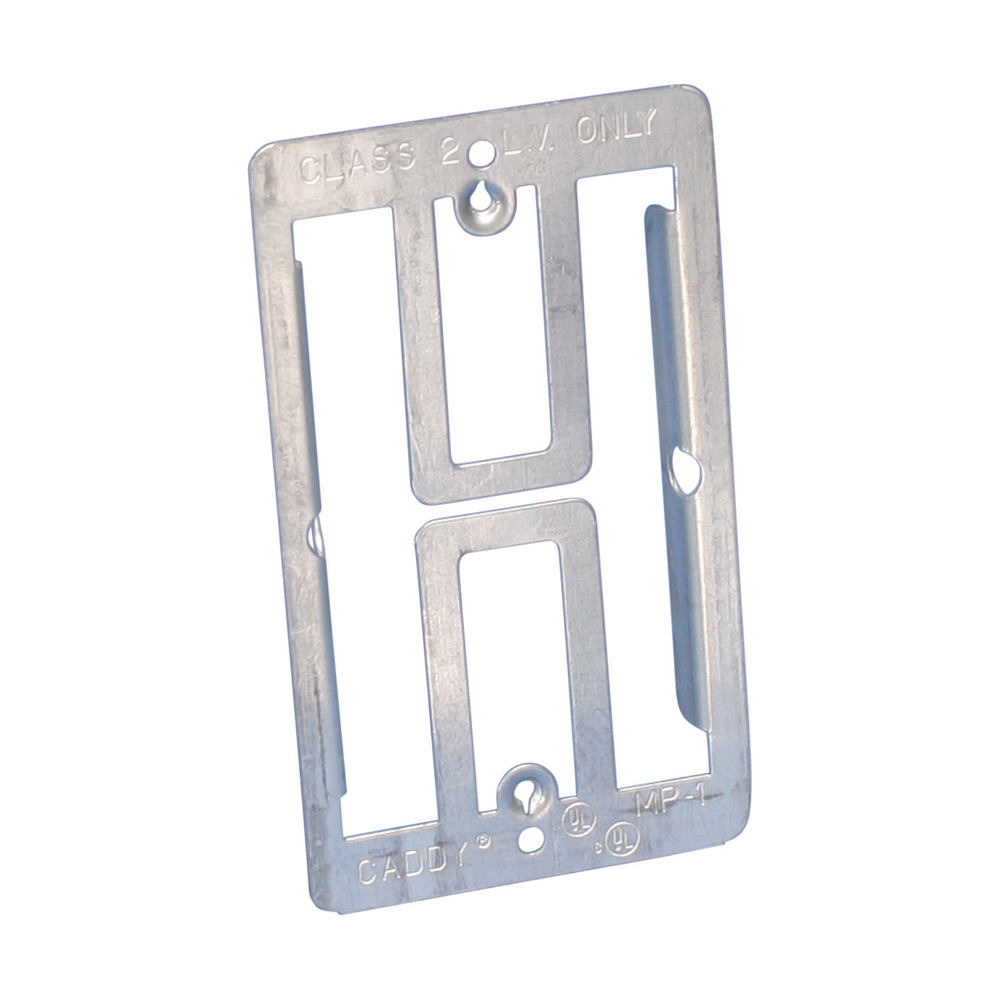 CAD MP1 PLATE MOUNTING CLIP #6 CS=100